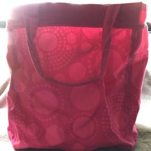 Thirty-One Pink Tote